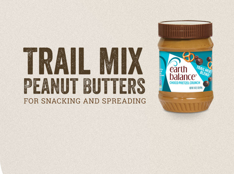 Trail Mix Peanut Butters